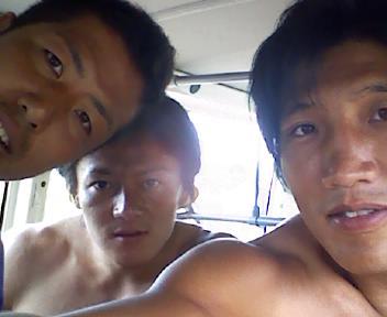 キャンプ2<br />  日目